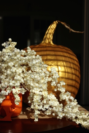 DIY: Thanksgiving SpiritCenterpiece