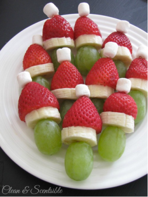 5 of the Coolest and Cutest Christmas Appetizers.