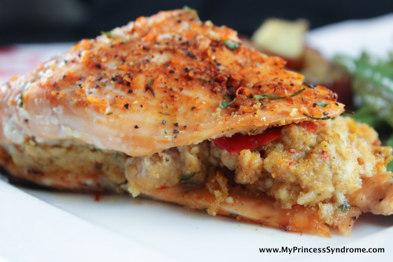 Seafood-Stuffed-Salmon