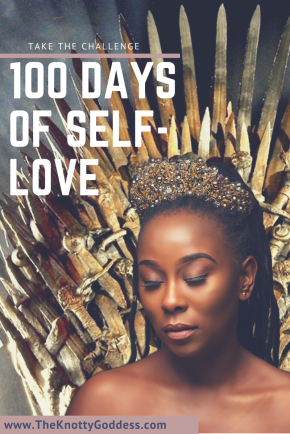 100 Days of Self Love
